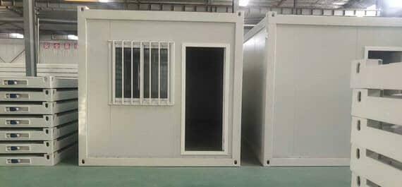 集装箱活动房改变了人们的居住理念