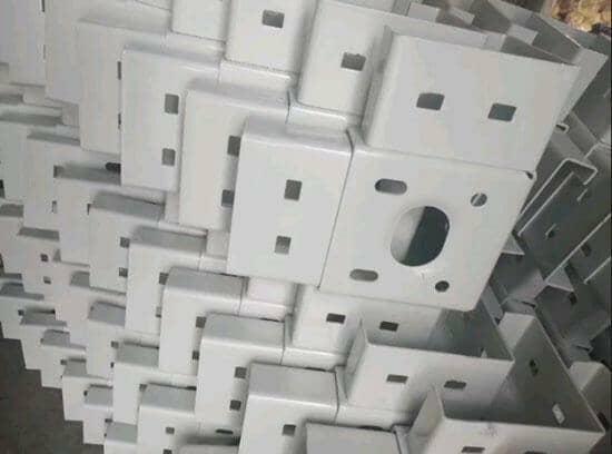 拼装式集装箱活动房吊件