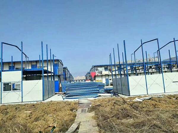 活动房钢结构加固技术