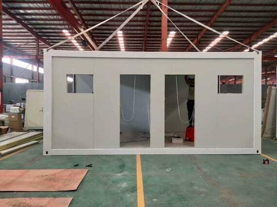 集装箱活动房改变人们的生活