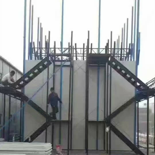 二层彩钢活动房