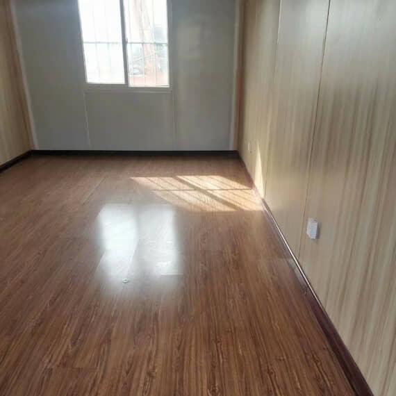 彩钢活动房室内地板图