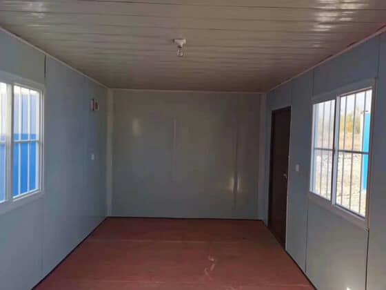 集装箱活动房室内效果