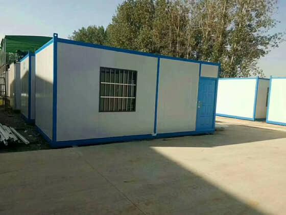 出租型集装箱活动房