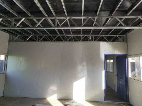 k式活动房一楼室内效果图
