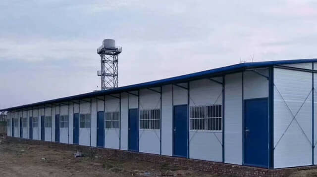 建筑工地活动房