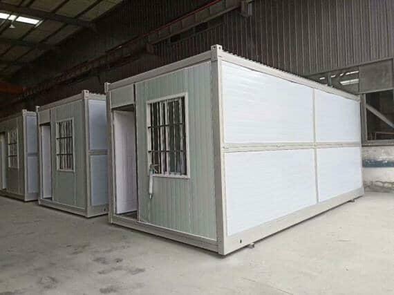 出租型折叠式集装箱活动房