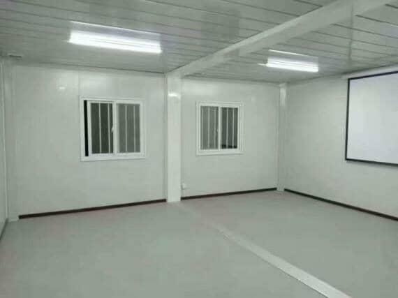 集装箱活动房内部效果