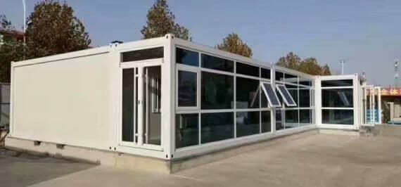 住人集装箱活动房